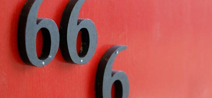 Hexakosioihexekontahexafobia: la paura del numero 666
