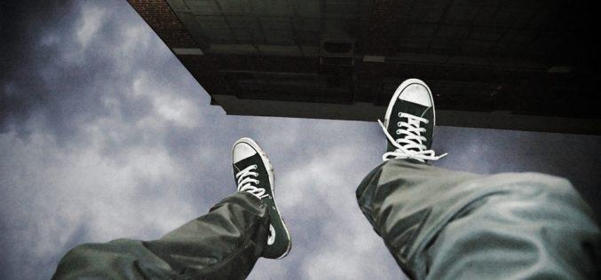 Barofobia: la paura della gravità