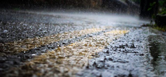 Pluviofobia: la paura della pioggia